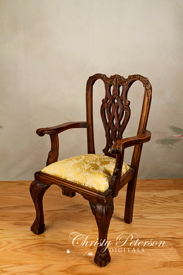Chip N Dale Chair