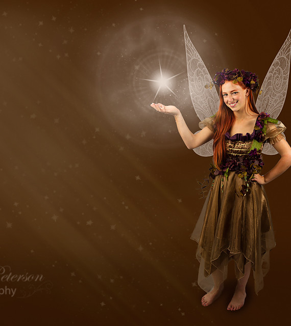 light fairies wallpaper - photo #13