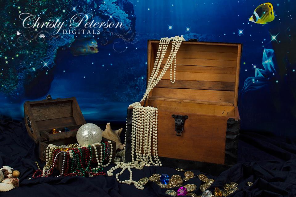 underwater treasure chest 2 versions christy peterson