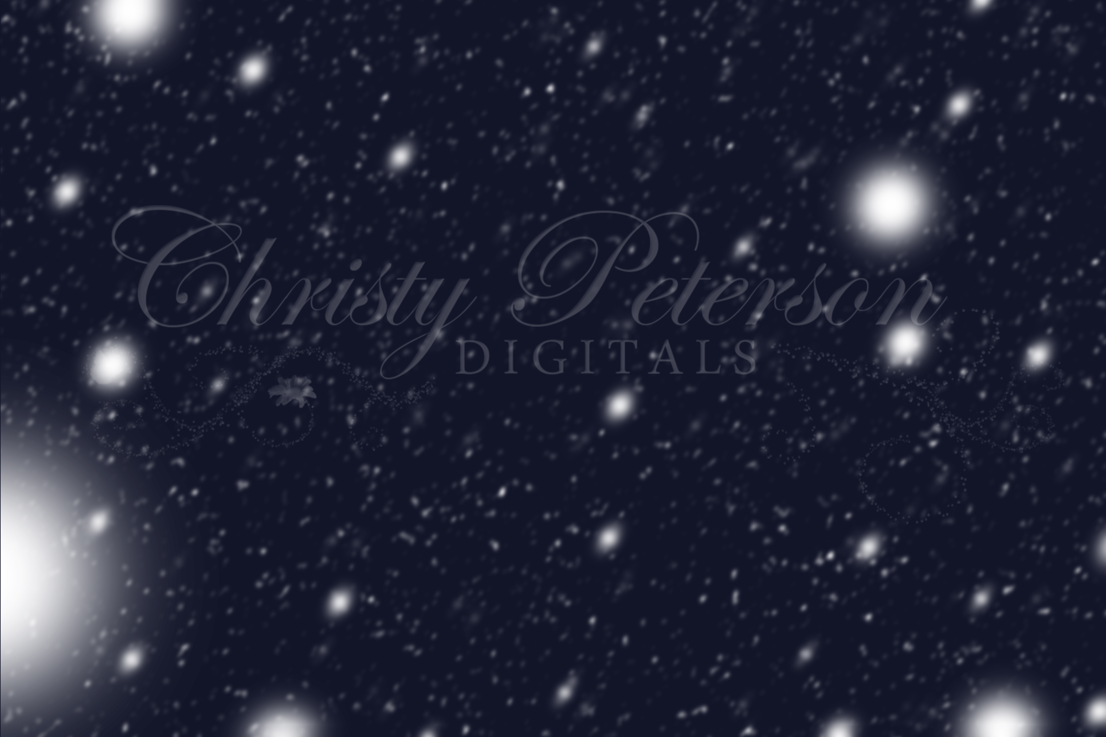 6 snow and frost digital png overlays christy peterson