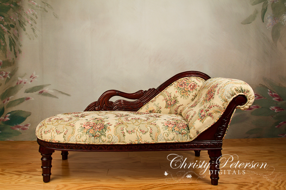 Swan Chaise Lounge Chair Christy Peterson