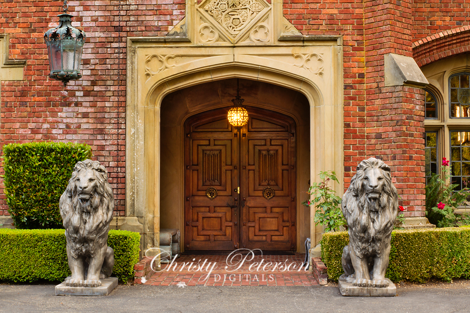 premium selection c5715 44ea5 Manor House Mansion or Castle Front Door